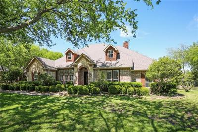 Prosper Single Family Home For Sale: 1711 Highland Meadows Drive