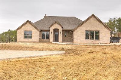 Granbury Single Family Home For Sale: 3921 De Cordova Ranch Road