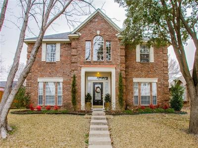 Allen Single Family Home Active Option Contract: 669 Ridgemont Drive