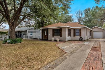 River Oaks Single Family Home For Sale: 5409 Taylor Road