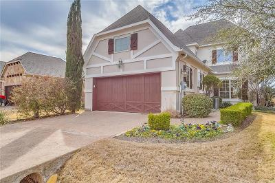 Tarrant County Single Family Home Active Option Contract: 2119 Portwood Way