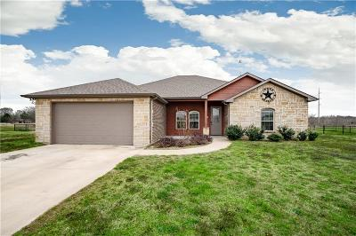 Terrell Single Family Home Active Option Contract: 15264 Saddle Ridge Circle
