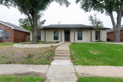 Denton County Single Family Home For Sale: 4829 Brandenburg Lane