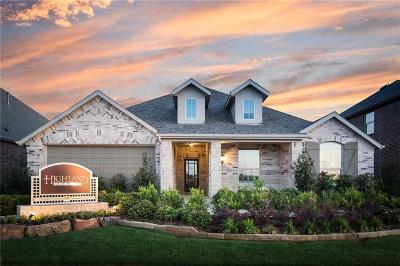 Forney Single Family Home For Sale: 1617 Cedar Crest Drive