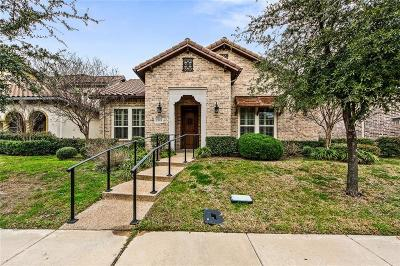 Irving Single Family Home For Sale: 1516 Camino Lago