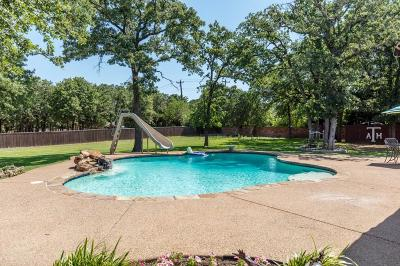Southlake Single Family Home For Sale: 1200 Post Oak Trail