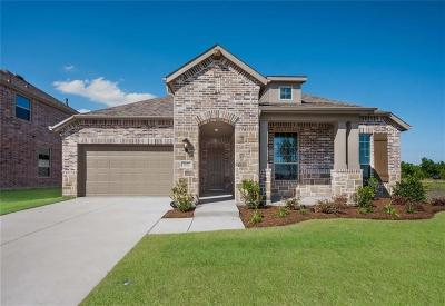 Forney Single Family Home For Sale: 1652 Frankford Drive
