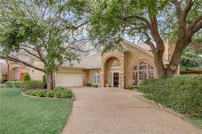 Coppell Single Family Home For Sale: 170 E Bethel Drive