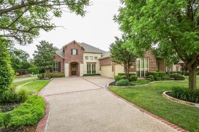 McKinney Single Family Home For Sale: 1017 Forest Lake Circle