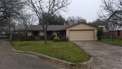 Waxahachie Single Family Home For Sale: 106 San Jacinto Street