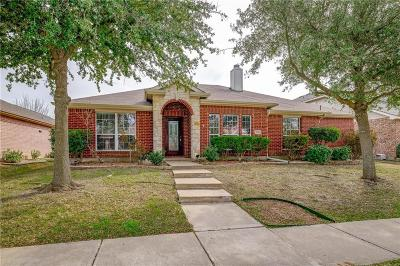 Rockwall Single Family Home For Sale: 2221 Fieldcrest Drive