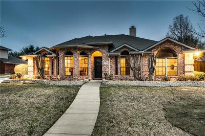 Murphy Single Family Home Active Contingent: 518 Havenwood Drive
