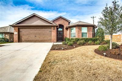 Azle Single Family Home For Sale: 100 Tall Meadow