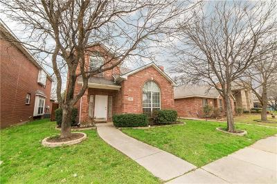 Flower Mound Single Family Home Active Option Contract: 3813 Braxton Lane