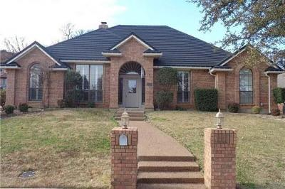 Hurst Residential Lease For Lease: 3237 David Drive