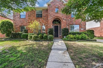 Keller Single Family Home For Sale: 1300 Clear Springs Drive