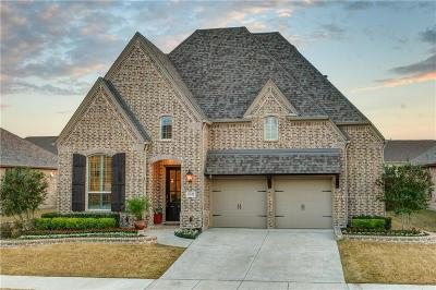 Prosper Single Family Home For Sale: 4611 Crossvine Drive