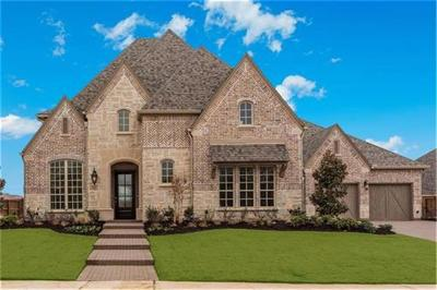Prosper Single Family Home For Sale: 940 Cliff Creek Drive