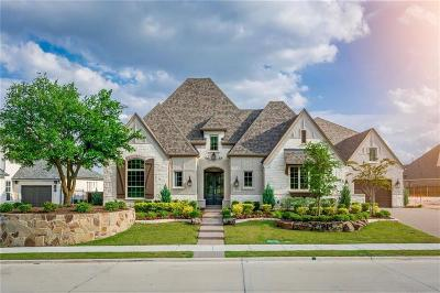Prosper Single Family Home For Sale: 2140 Elm Terrace Lane