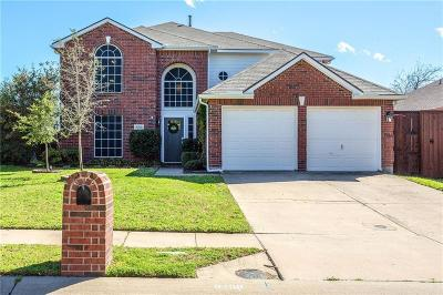 McKinney Single Family Home For Sale: 9209 Chesapeake Lane