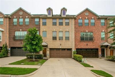 Irving Single Family Home Active Option Contract: 1387 Chase Lane