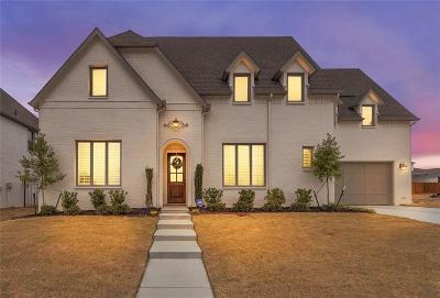 Aledo Single Family Home For Sale: 612 Rockledge Court