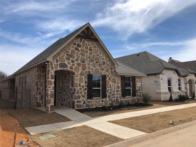 Granbury Townhouse For Sale: 3312 Fountain Way