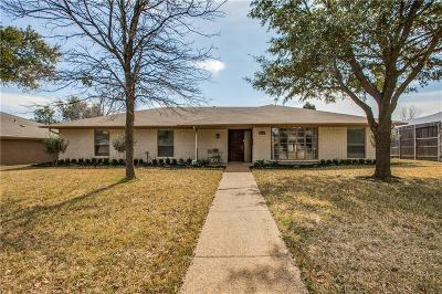 Single Family Home Active Option Contract: 3474 Whirlaway Road