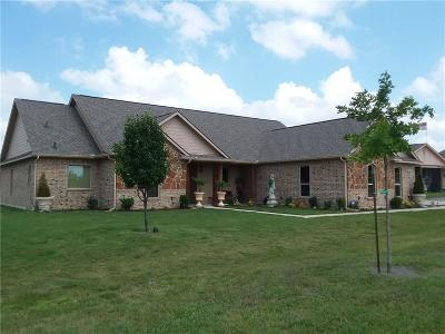 Farmersville Single Family Home For Sale: 2727 County Road 645