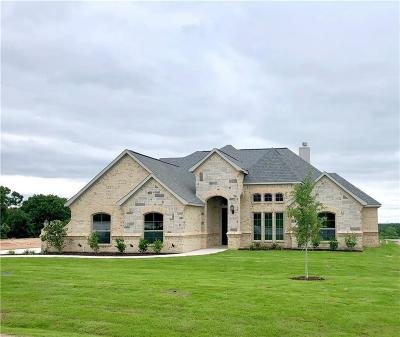 Archer County, Baylor County, Clay County, Jack County, Throckmorton County, Wichita County, Wise County Single Family Home For Sale: 115 Highland Ranch Road
