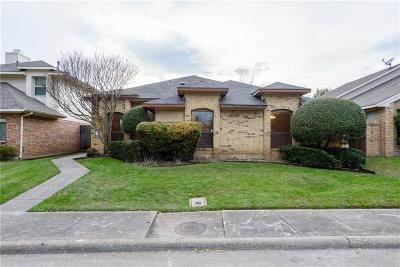 Dallas Single Family Home For Sale: 16643 Cleary Circle