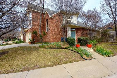 Denton Single Family Home For Sale: 1921 Piney Creek Boulevard