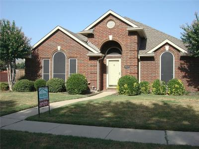 Frisco Single Family Home For Sale: 6110 Arlington Drive