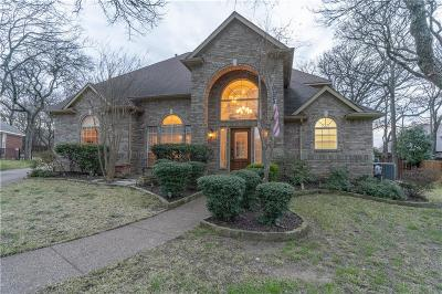 Flower Mound Single Family Home For Sale: 3528 Pecan Park Drive