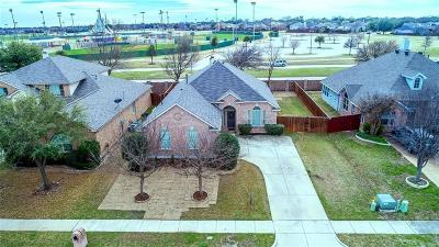 Allen Single Family Home Active Option Contract: 1013 Rushmore Drive