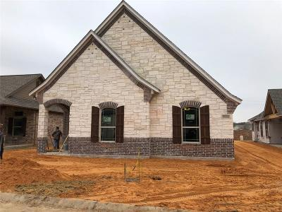 Granbury Townhouse For Sale: 3210 Fountain Way