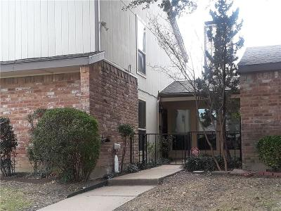 Tarrant County Townhouse For Sale: 8809 N Normandale Street