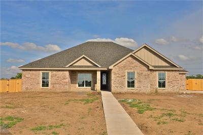 Abilene Single Family Home Active Kick Out: 233 Contera Court