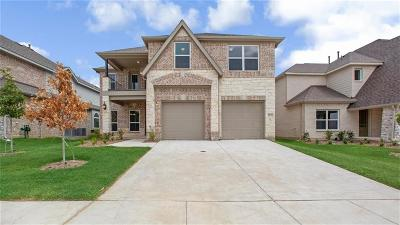 Little Elm Single Family Home For Sale: 1116 Nannyberry Drive