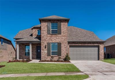 Wylie Single Family Home For Sale: 1819 Shady Vista