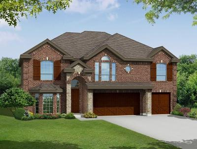Little Elm Single Family Home For Sale: 1417 Carlet Drive