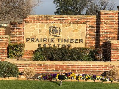 Burleson Residential Lots & Land For Sale: 570 Prairie Timber Road