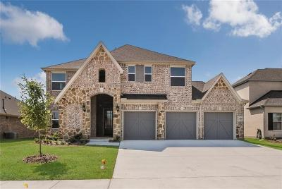 Little Elm Single Family Home For Sale: 1409 Carlet Drive