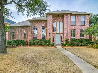 Richardson Single Family Home For Sale: 3203 Stonehenge Drive