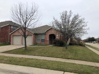 Forney Single Family Home Active Option Contract: 506 Branch Street