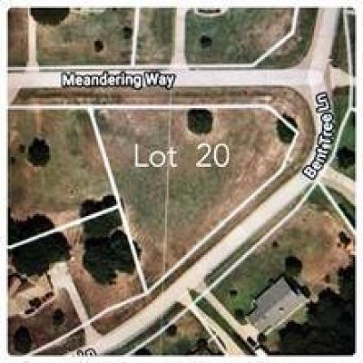 Combine Residential Lots & Land For Sale: 00000 Meandering Way