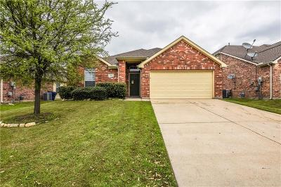 Celina Single Family Home For Sale: 514 Mustang Trail