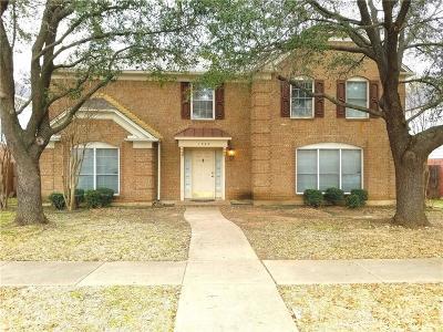 Cedar Hill Single Family Home For Sale: 1322 Boyd Street #F