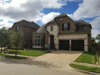 McKinney Single Family Home For Sale: 6804 San Juan Trail