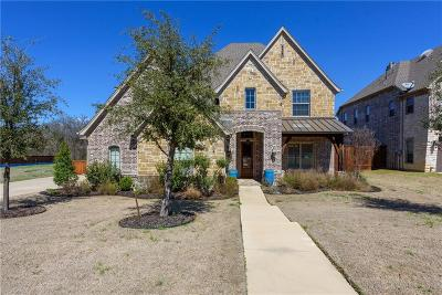 Denton Single Family Home For Sale: 6415 Crapemyrtle